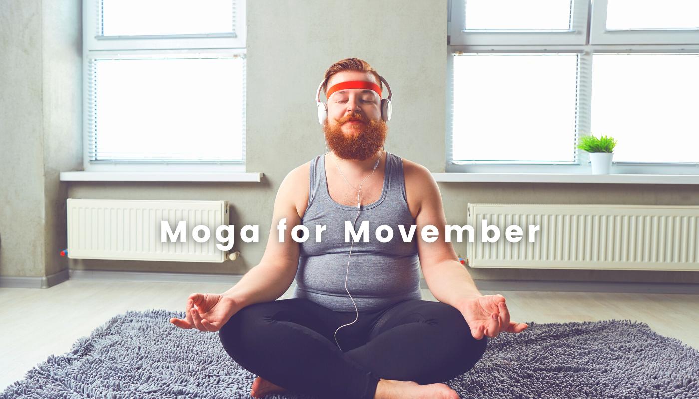 Moga for Movember